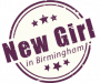 new girl in Birmingham