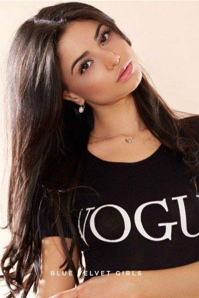 Jasmine from Casino London Models