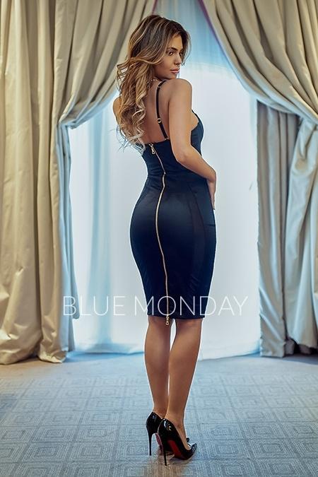 Natasha from Blue Monday of London