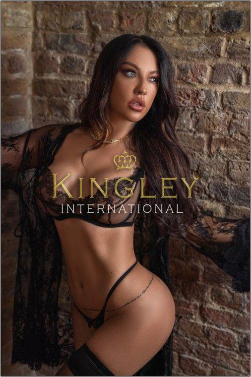 Margot from Casino London Models