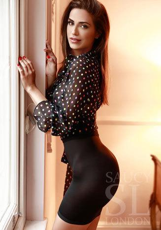 Cherry from Saucy London Escorts