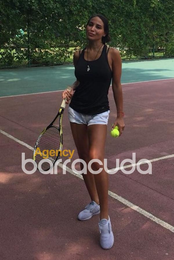 Gayana from Agency Barracuda