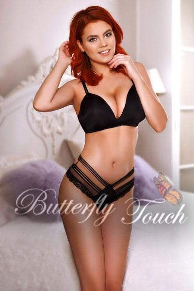Juliette from Butterfly Touch