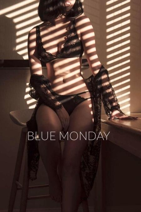 Reina from Blue Monday of London