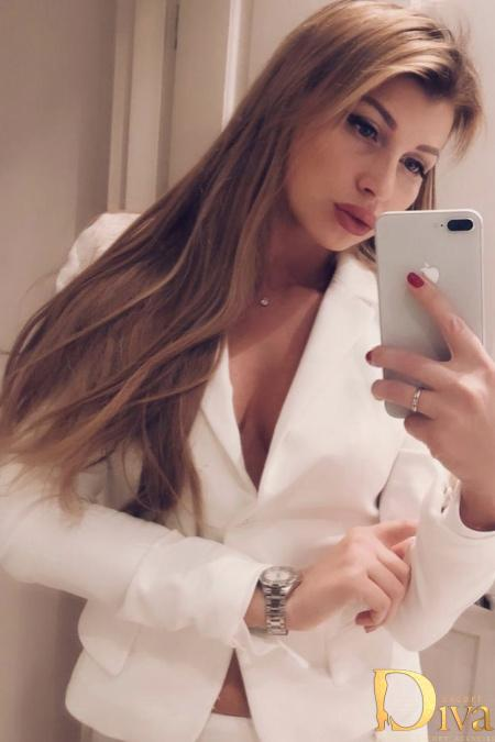 Dominika from VIP Pleasure Girls