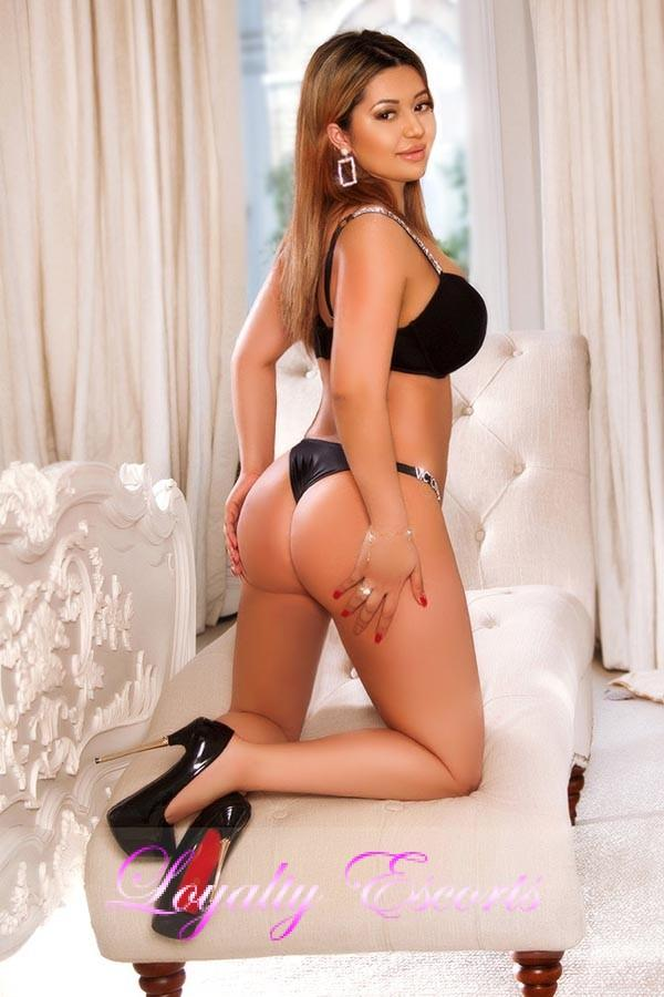 Coraibe from Loyalty Escorts