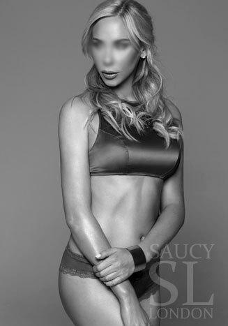 Leona from Saucy London Escorts