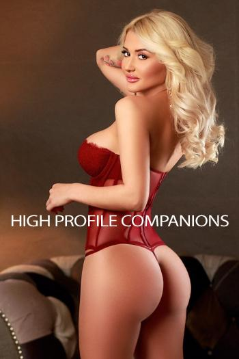 Maya from High Profile Companions