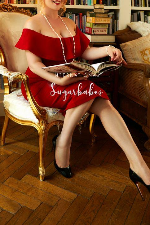Mistress Charlotte from Sugar Babes Escorts