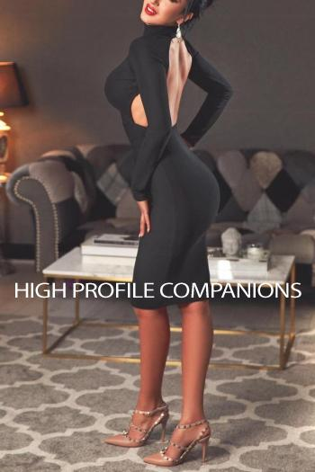 Sindy from High Profile Companions