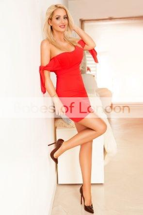 Adriana from Babes of London Escorts