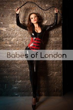 Erika from Babes of London Escorts