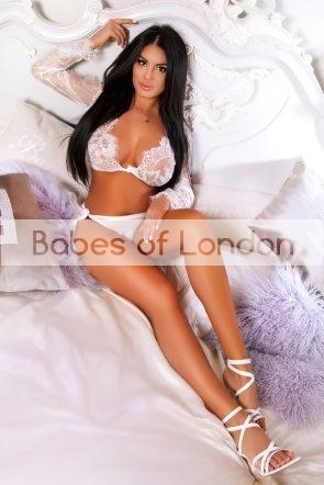 Irina from Babes of London Escorts