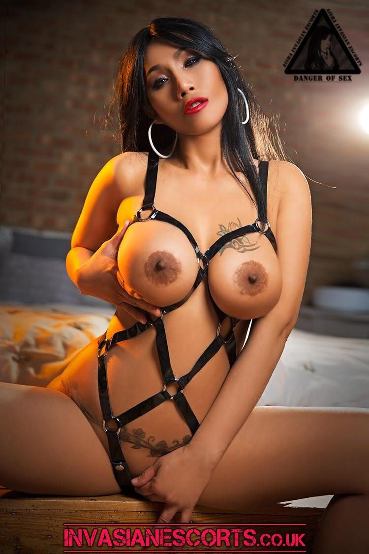 Jenny from Invasian Escorts