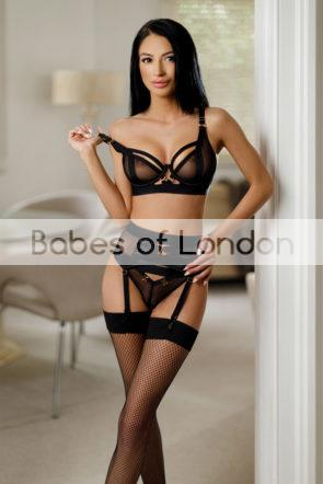 Denissa from Angels of London