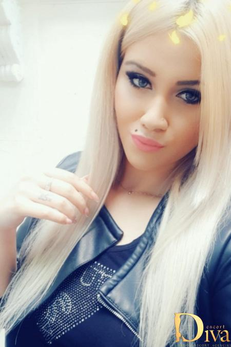 Selena from Babes of London Escorts