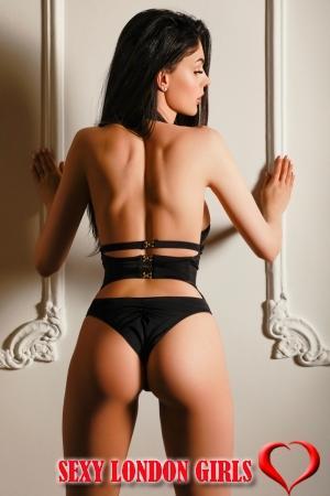 Sima from Sexy London Girls