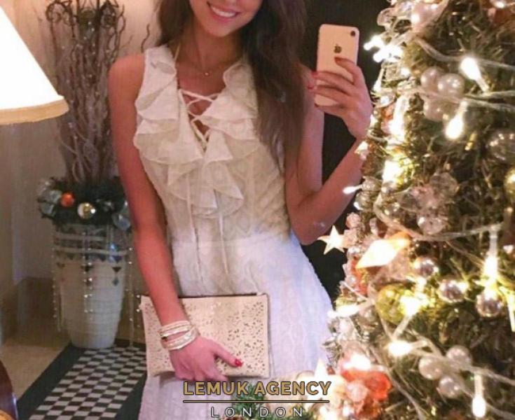 Ella from London Escort Models UK