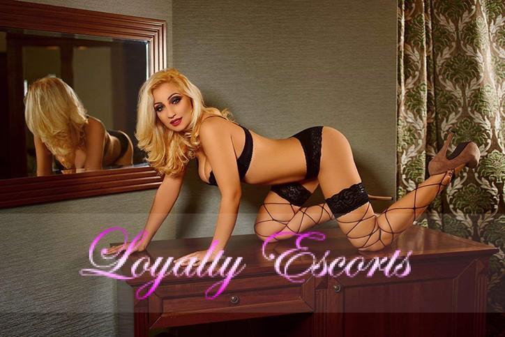 Juliet from Loyalty Escorts