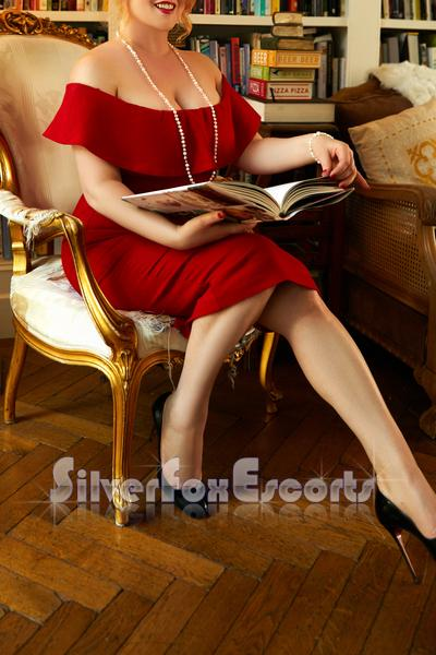 Charlotte from Silver Fox Escorts