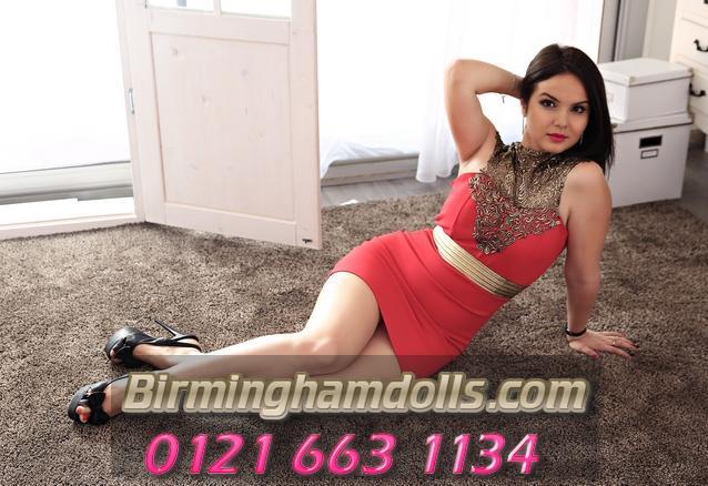Monica from Birmingham Dolls Escorts