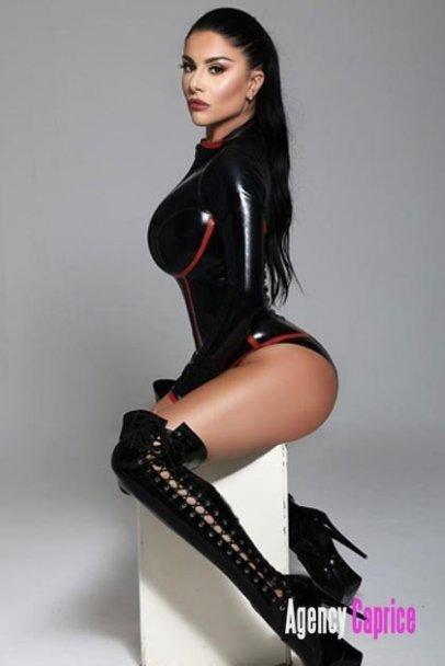 Mistress Carla from Bed Domination Escorts
