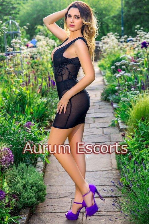 Andrea from Aurum Girls Escorts