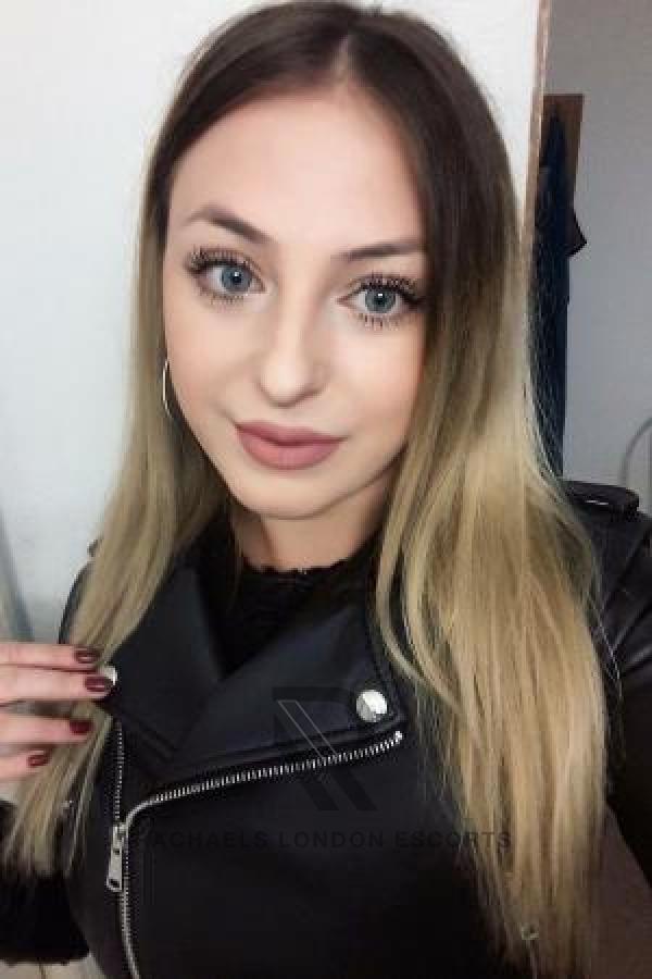 Ruby from Rachael's London Escorts