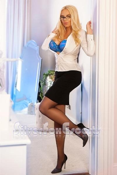 Kristina from Silver Fox Escorts