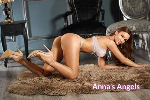 Linda from Anna's Angels