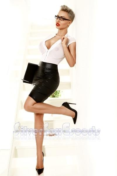 Nikky from Silver Fox Escorts