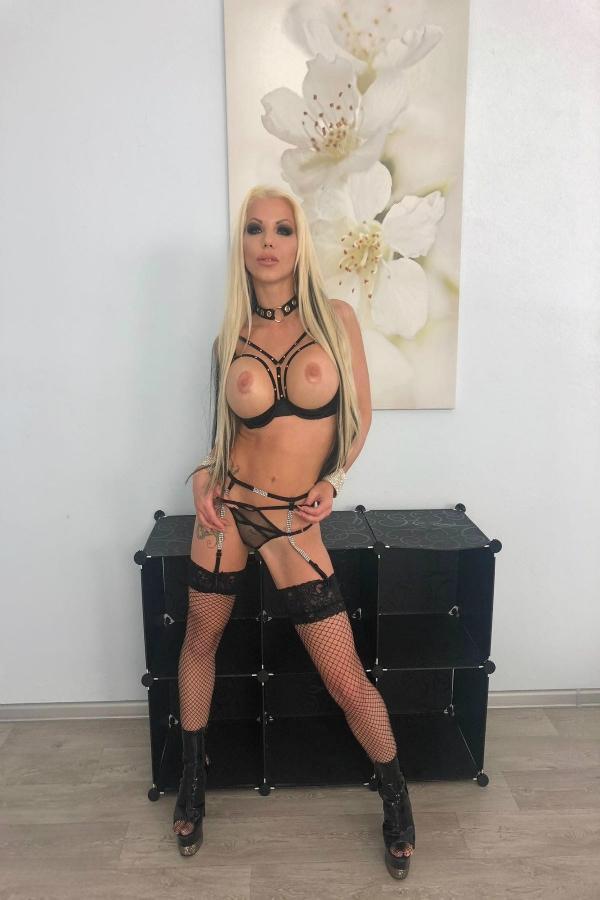 Barbie Sins from Sugar Babes Escorts