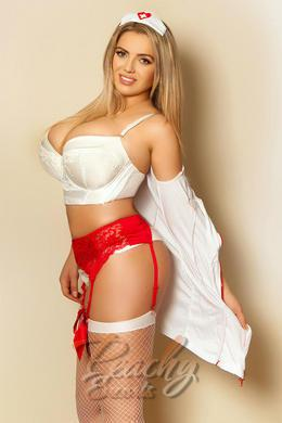 Perla from London Escorts VIP
