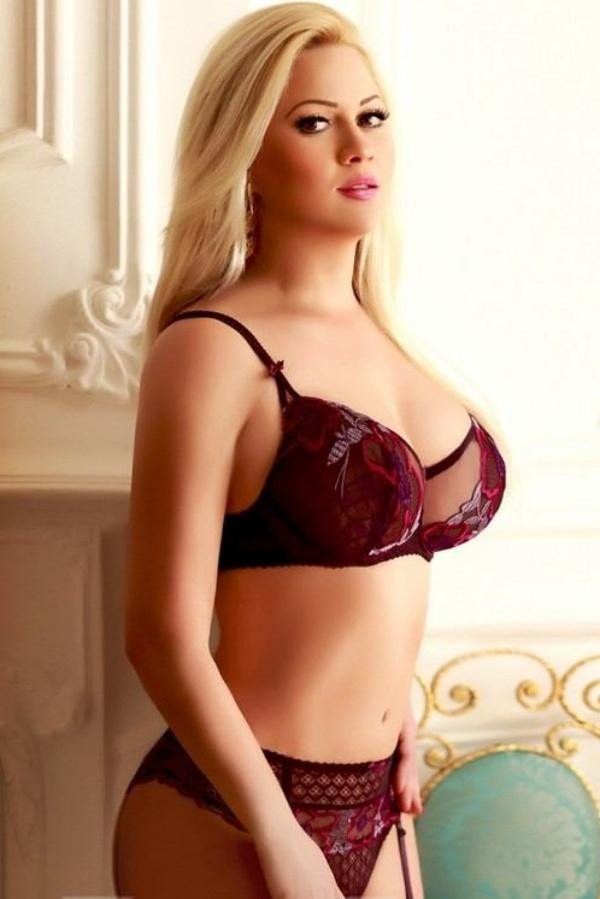 Lukrecia from Topsecret Escorts