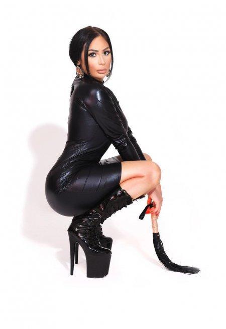 Dana from 001 London Escorts