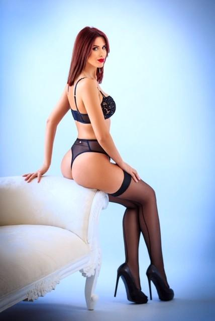 Adeline from 24hr London Escorts