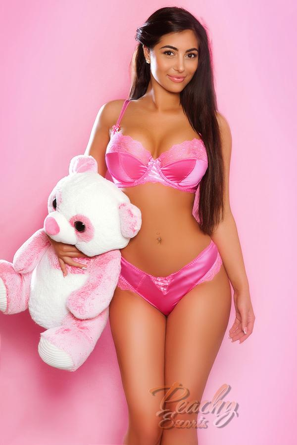 Clarise from Lily Fields Latin Escorts