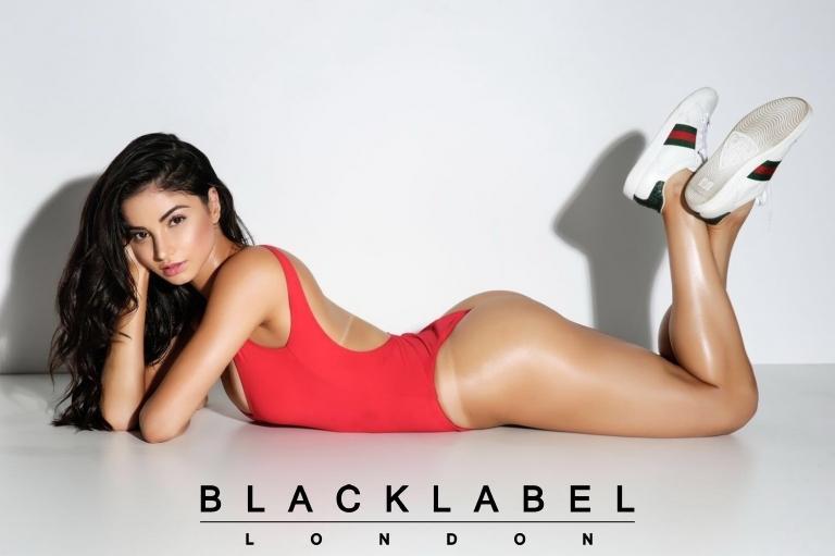 Bella from Black Label London