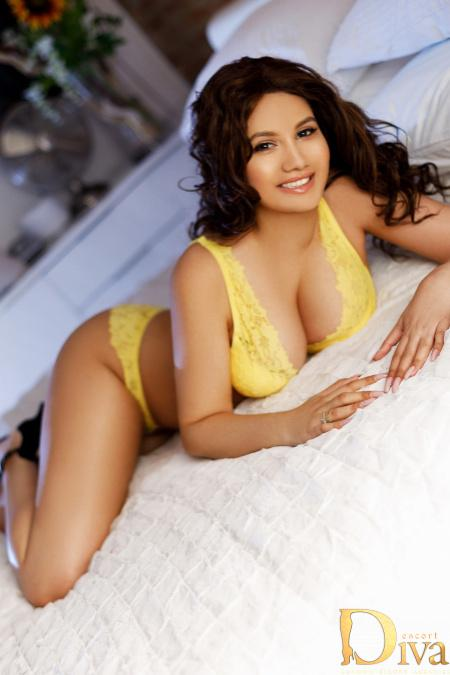 Natasa from Loyalty Escorts