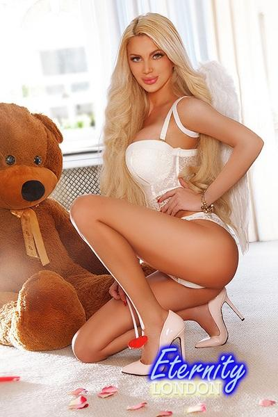 Olivia from 24hr London Escorts