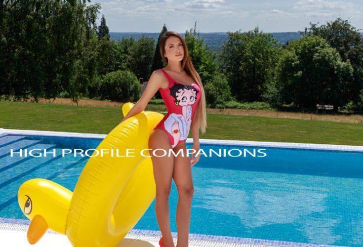 Poppy from Dior Escorts