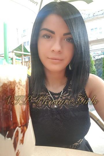 Lucia from VIP Pleasure Girls