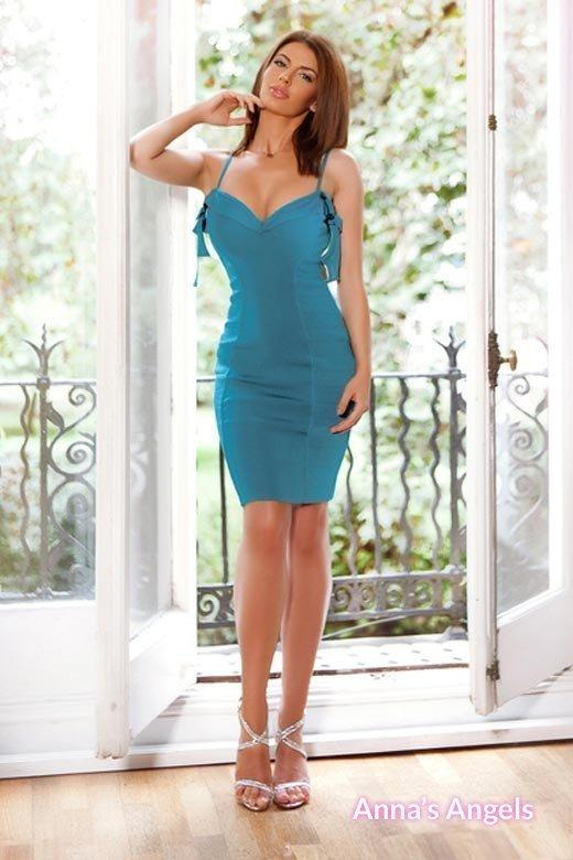 Clara from Blue Velvet Girls