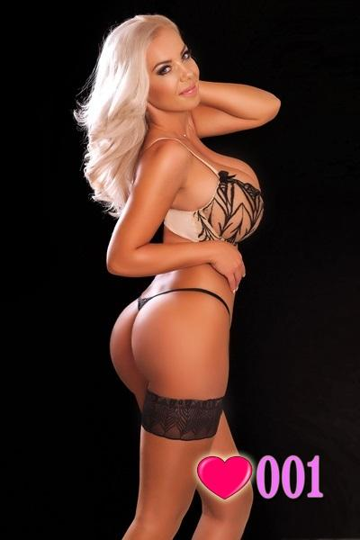 Julia from 001 London Escorts