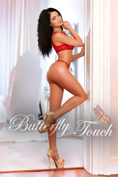 Ruby from Butterfly Touch
