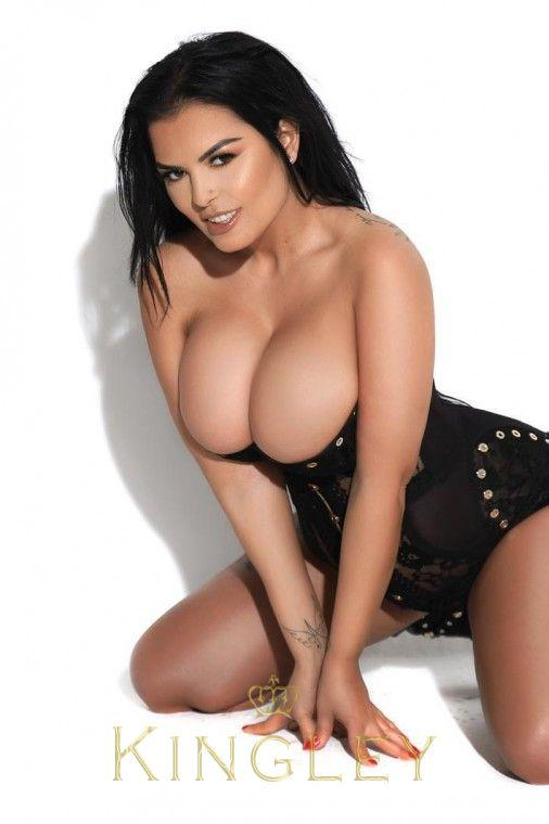 Jasmine Black from Sugar Babes Escorts