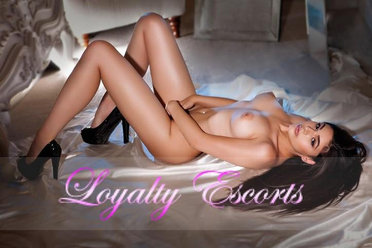 Lou from Loyalty Escorts