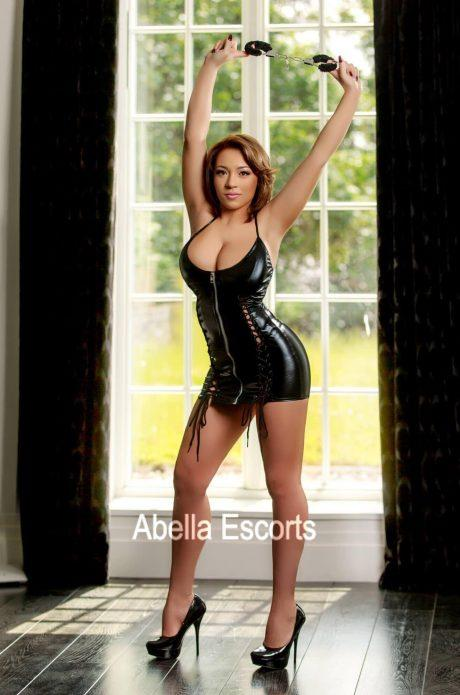 Ginger from London Escorts VIP