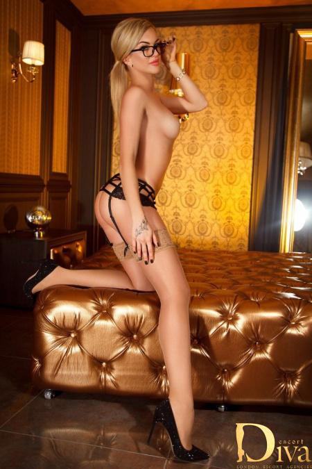 Claudine from Topsecret Escorts