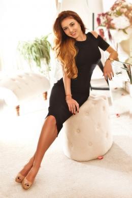 Alina from London Escorts VIP